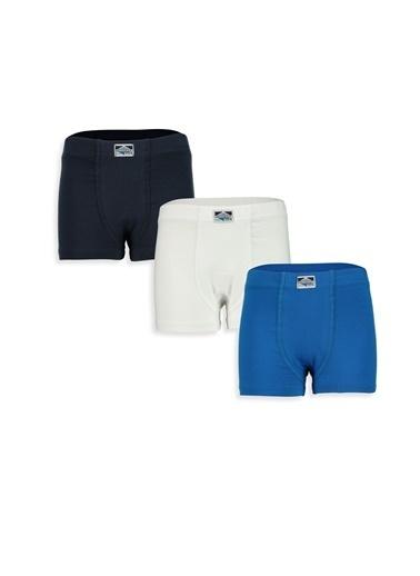 LC Waikiki Çamaşır Takım Mavi